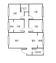 家园小区 0四室两厅   带车库  急售