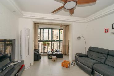 品質樓盤 居家大兩房 帶全套家電家具 高層無遮擋 隨時看