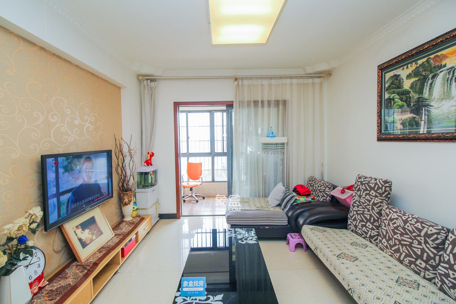 上海城小区  3室2厅2卫    119.8万