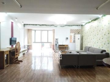 陽光100一樓辦公復式房 帶院子 適用于大部分辦公房
