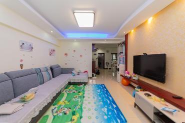 珠江花城  3室2廳2衛    142.0萬