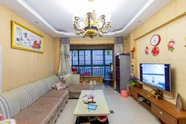 豪庭(江城豪庭)  3室2厅1卫    70.8万