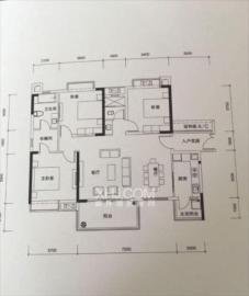 金阳新世界山临境  5室2厅3卫    4200.0元/月