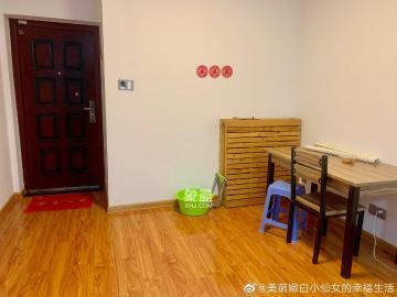 兰亭都荟(璟峰苑)  2室1厅1卫    1200.0元/月