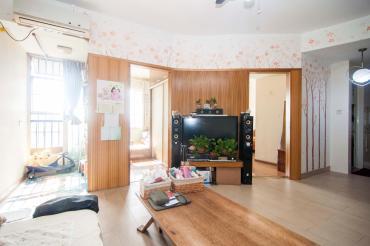 白沙晶城  2室1廳1衛    90.0萬