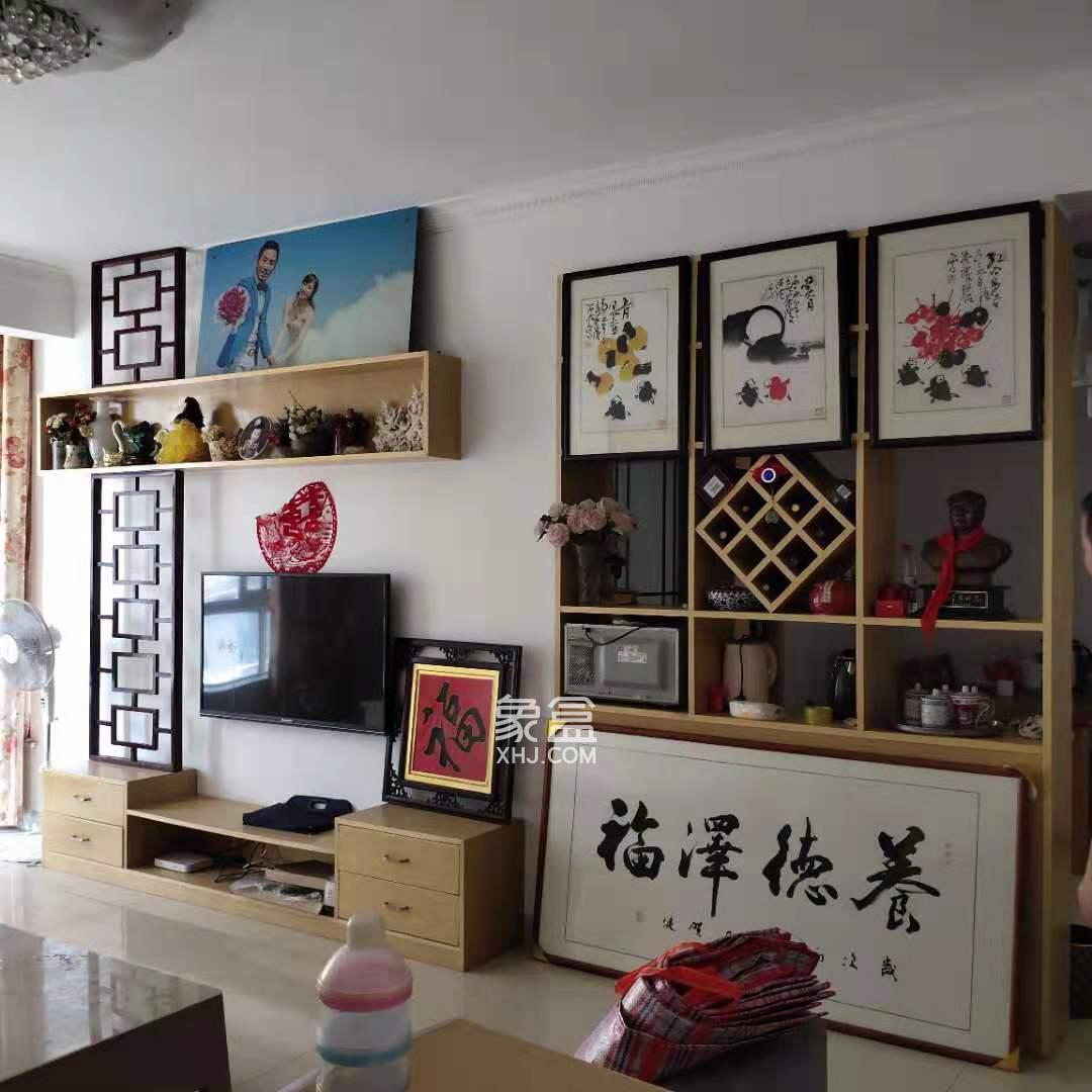万达广场 湖湘林语 精装三房 温馨舒适 家电齐全 拎包入住