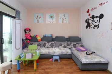 步步高對面小區精裝兩房,家具家電齊全,拎包入住