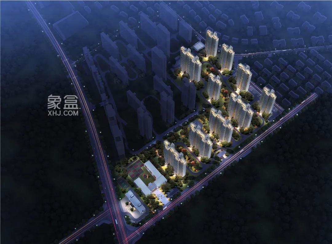 碧桂园华府:项目自带百亩山体公园,环境优美,共同打造高级小区!