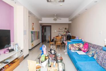 新长海广场  2室2厅1卫    61.8万