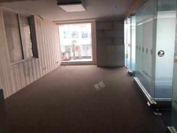 国贸中心  8500元/月 户型方正,采光好,玻璃隔间