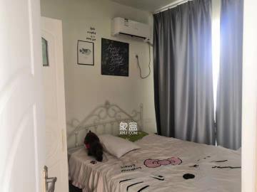 有鑰匙長盛嵐庭,2室2廳精裝修,溫馨舒適家電齊全,拎包入住