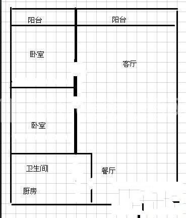 韶峰星苑(韶峰尚南UP公寓)户型图