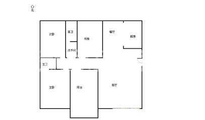 建湘新村户型图