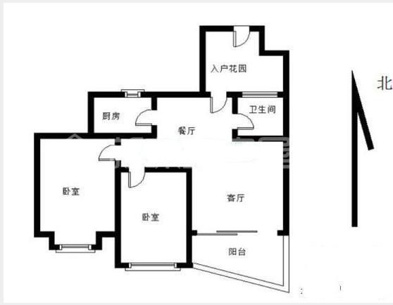 湘江世纪城悦江苑户型图