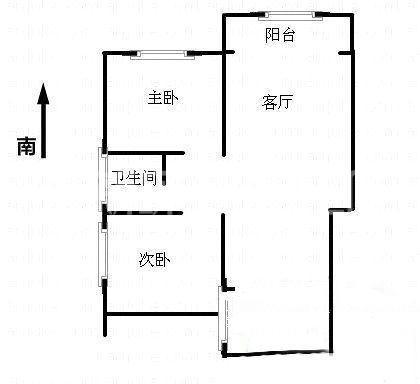 青园小区户型图